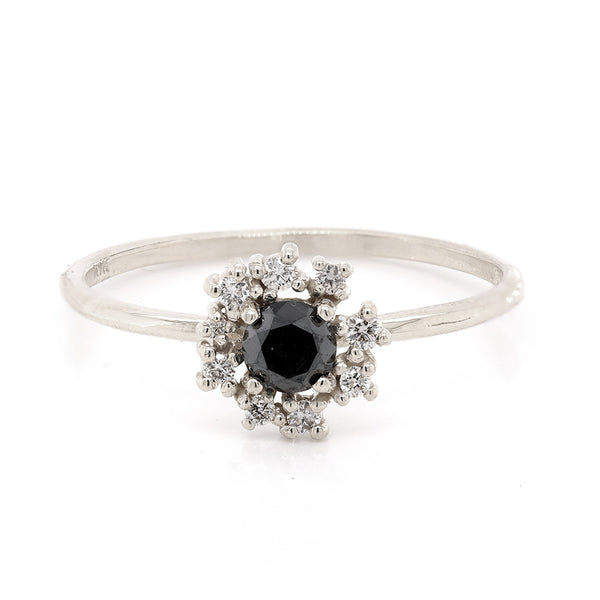 Florence | black diamond & diamonds