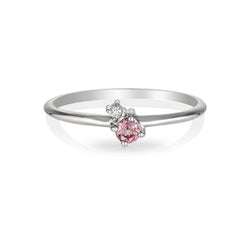 Mischa | tourmaline & diamond
