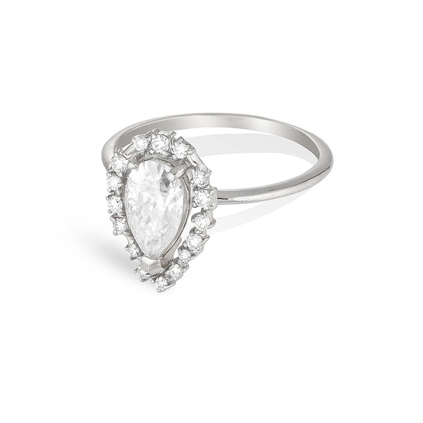 Lacey | moissanite & diamonds