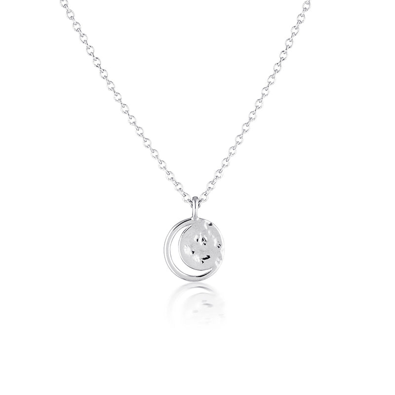 Mini Luna Moon necklace