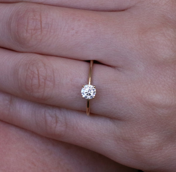 Diamond Solitaire II  **SOLD OUT**