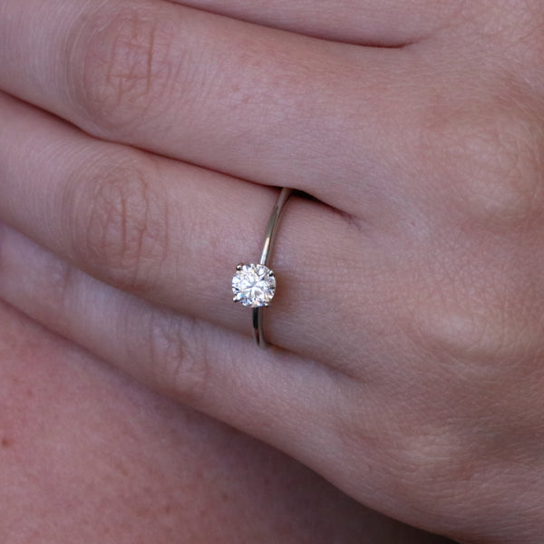 Diamond Solitaire  **SOLD OUT**