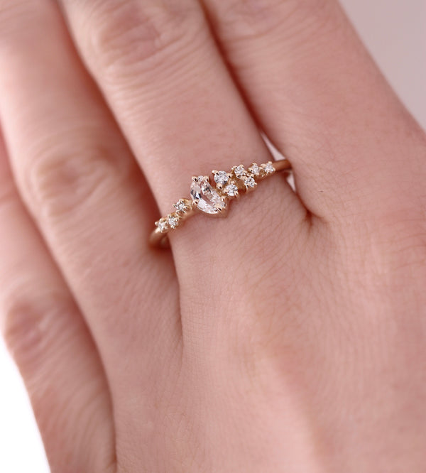 DV Jewels Beautiful Handcrafted Addition to Our Love Ring
