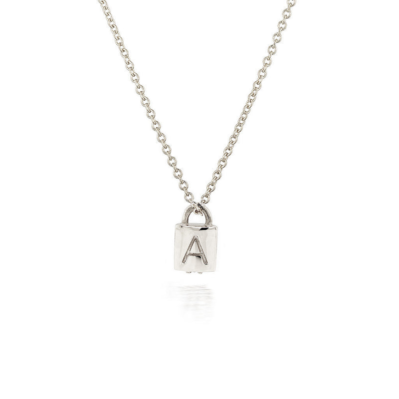 Love Lock necklace - Diamond
