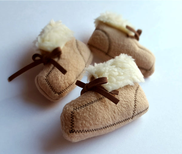 Three Moccasin Cat Toys