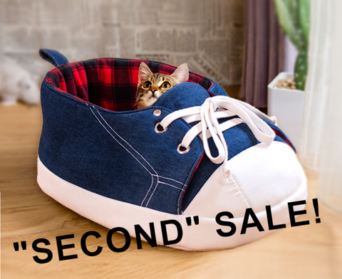 original sneaker pet bed second quality sale