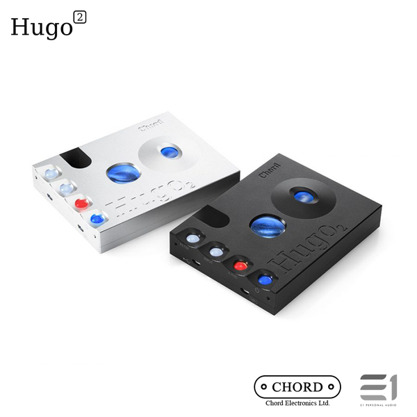Chord, Chord Hugo 2- E1 Personal Audio Singapore