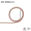 Meccaudio, Meccaudio Ori Nebula 2 Headphone/Earphone Upgrade Cable - Buy at E1 Personal Audio Singapore