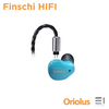 Oriolus, Oriolus Finschi HIFI In-Earphones - Buy at E1 Personal Audio Singapore