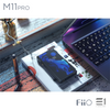 FiiO, FiiO M11 Pro Android-based Lossless Portable Music Player with SanDisk MicroSD 128GB - Buy at E1 Personal Audio Singapore