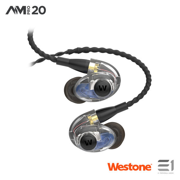 Westone, WESTONE AM PRO 20 - Buy at E1 Personal Audio Singapore