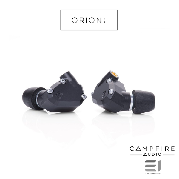 Campfire Audio, Campfire Audio Orion Premium In-earphones- E1 Personal Audio Singapore