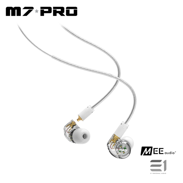 MEE Audio, MEE Audio M7 Pro In-earphones- E1 Personal Audio Singapore
