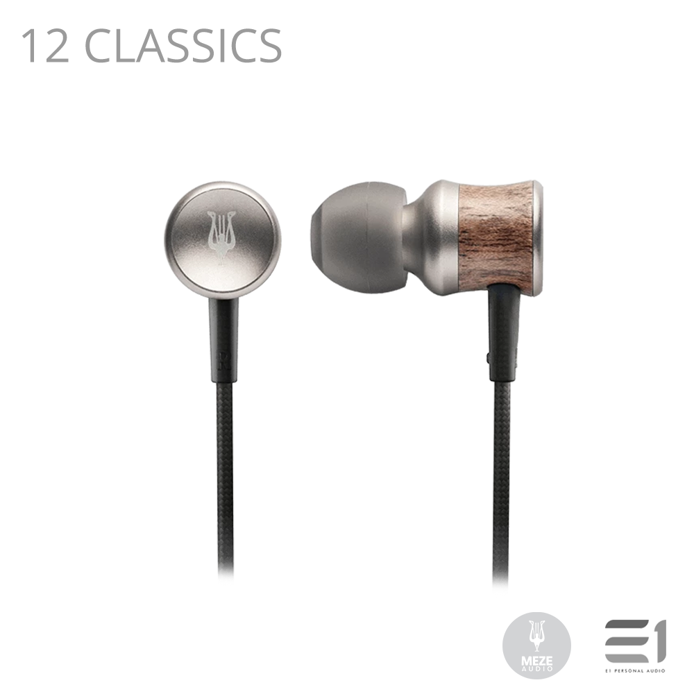 Meze, Meze 12 Classics IN-EARPHONES - Buy at E1 Personal Audio Singapore