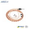 Effect Audio, Effect Audio Ares II cable (MMCX / 2pin)[EA 3.5mm / EA 2.5mm] - Buy at E1 Personal Audio Singapore