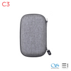 Shanling, SHANLING C3 Protective Canvas Storage Case - Buy at E1 Personal Audio Singapore