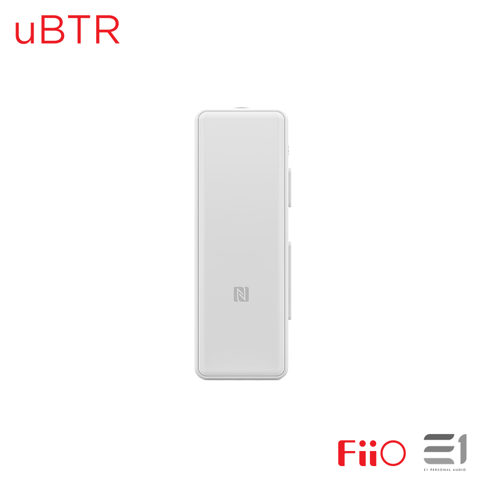 FiiO, FiiO uBTR Bluetooth Receiver with Mic - E1 Personal Audio Singapore