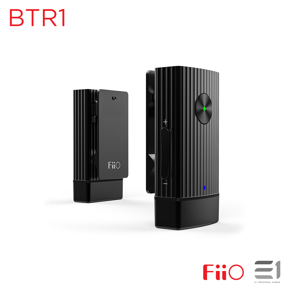 FiiO, FiiO BTR1 Wireless DAC + aptX Bluetooth amp - E1 Personal Audio Singapore