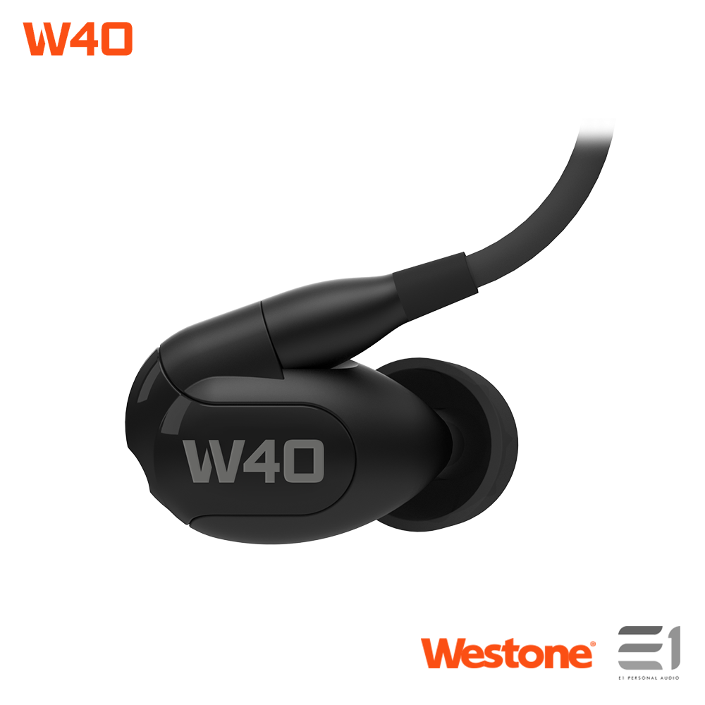 Westone, WESTONE W 40 - Buy at E1 Personal Audio Singapore