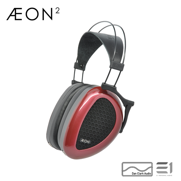 Dan Clark Audio, Dan Clark Audio AEON 2 Open Portable Headphones - Buy at E1 Personal Audio Singapore