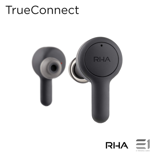 RHA, RHA TrueConnect True wireless earbuds - Buy at E1 Personal Audio Singapore