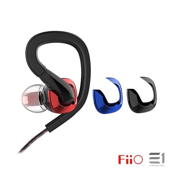FiiO, FiiO F3 In-Earphones with Mic - E1 Personal Audio Singapore