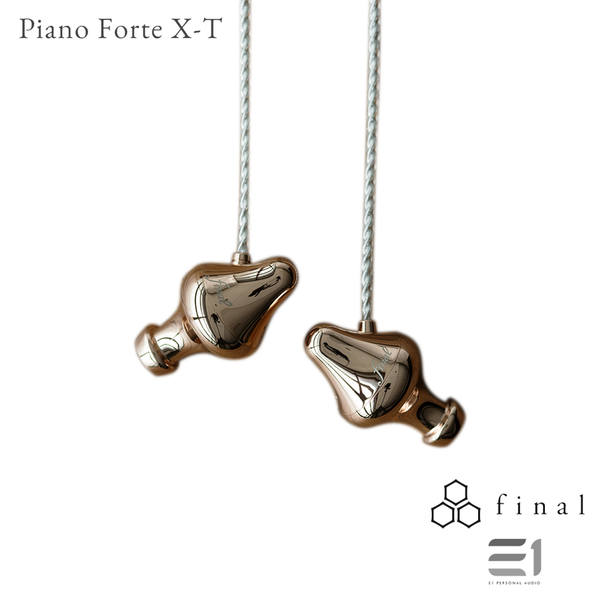 FINAL AUDIO Piano Forte X-T