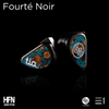 64Audio, 64 Audio Fourté Noir UNIVERSAL-FIT EARPHONES - Buy at E1 Personal Audio Singapore