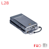 FiiO, FiiO L28 3.5mm to 3.5mm Adapter Cable - Buy at E1 Personal Audio Singapore