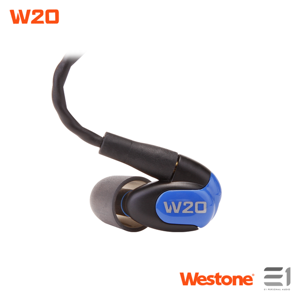 Westone, WESTONE W 20 - Buy at E1 Personal Audio Singapore