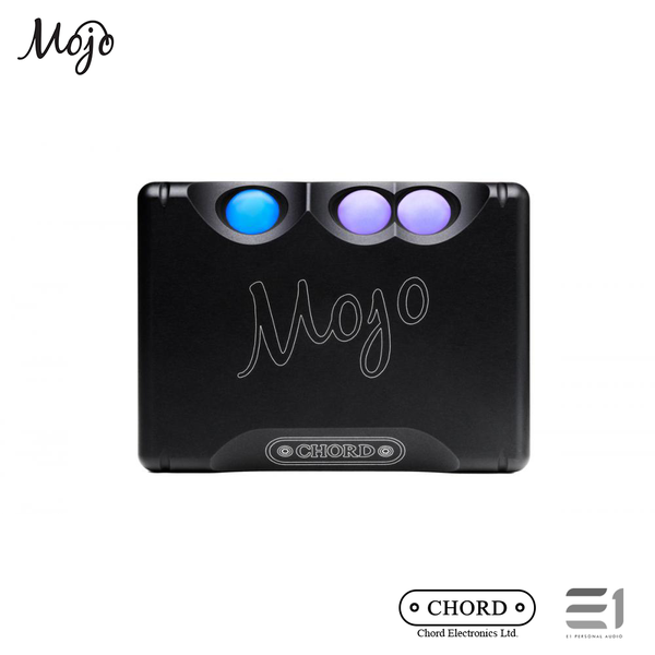 Chord, Chord Mojo - Buy at E1 Personal Audio Singapore