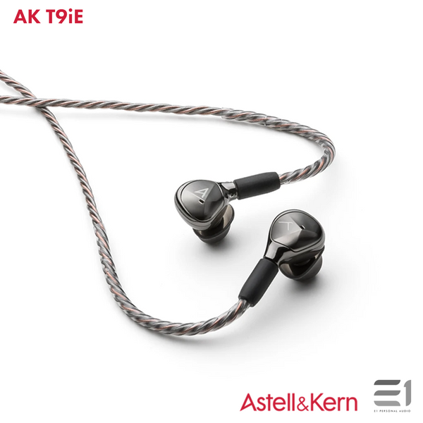 Astell&Kern AK T9iE In-Ear Monitors