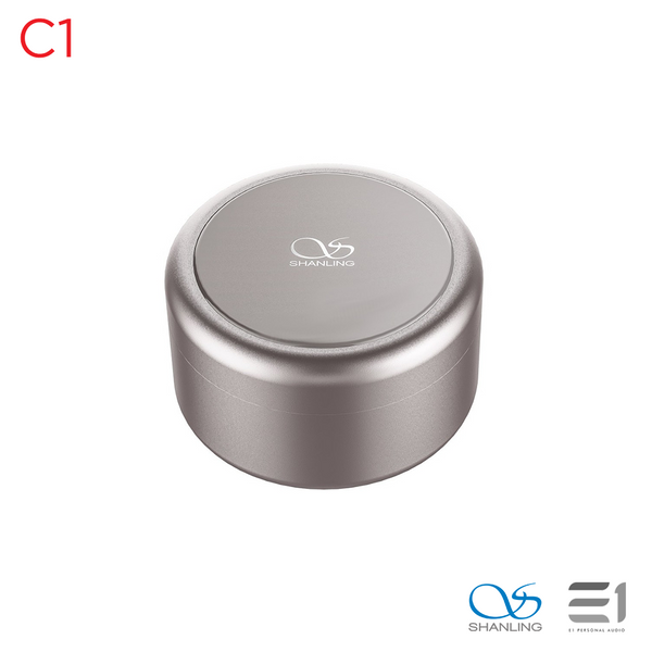 Shanling, SHANLING C1 Protective Hard Metal Storage Case - Buy at E1 Personal Audio Singapore