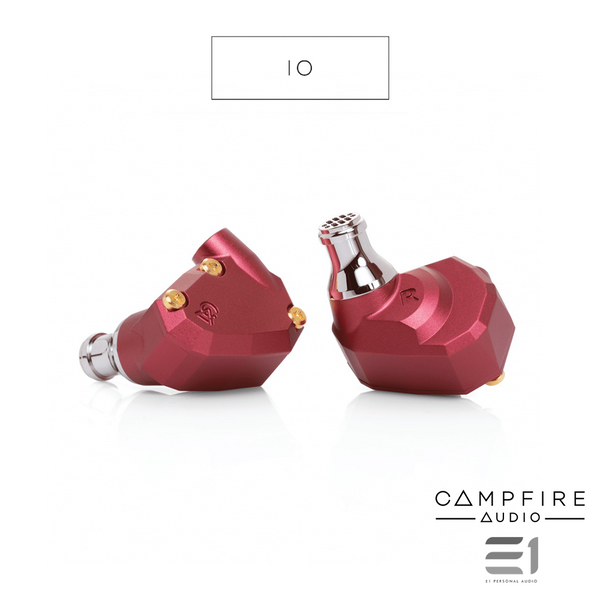 Campfire Audio, Campfire IO Premium In-earphones - Buy at E1 Personal Audio Singapore