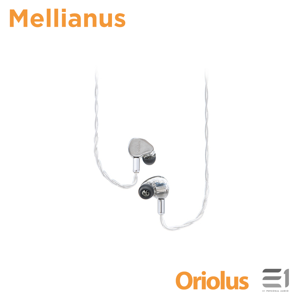 Oriolus, Oriolus Mellianus In-earphones - Buy at E1 Personal Audio Singapore