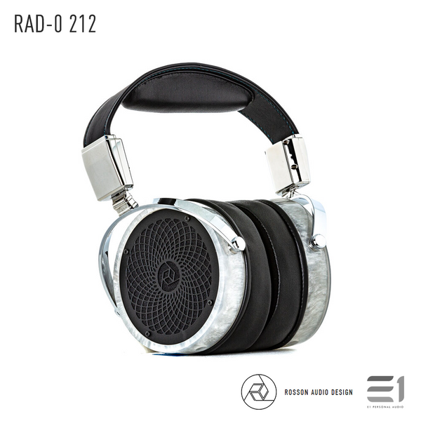 Rosson Audio Design RAD-0 Planar Magnetic Over Ear Headphones