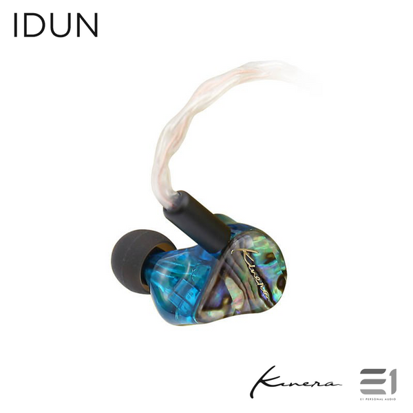Kinera, Kinera IDUN IN-Earphones - Buy at E1 Personal Audio Singapore