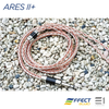 Effect Audio, EFFECT AUDIO Ares II+ HEADPHONE CABLE (4 / 8 Wire braid) - Buy at E1 Personal Audio Singapore