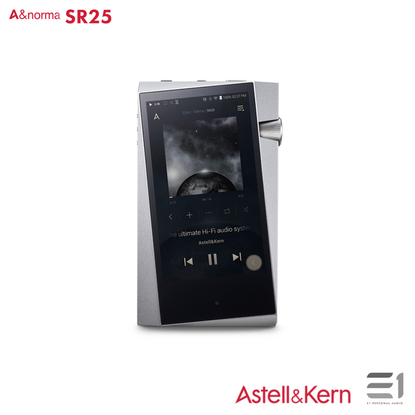 Astell&Kern, Astell&Kern A&norma SR25 - Buy at E1 Personal Audio Singapore