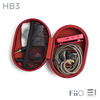 FiiO, FiiO HB3 Leather Carrying Case - Buy at E1 Personal Audio Singapore