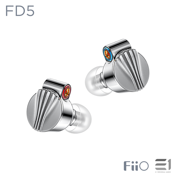 FiiO FD5 Flagship Dynamic In-Ear Monitors