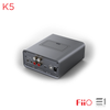 FiiO, FiiO K5 Docking Desktop Headphone Amplifier - Buy at E1 Personal Audio Singapore