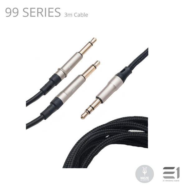 Meze, Meze 99 Series 3m Cable - Buy at E1 Personal Audio Singapore