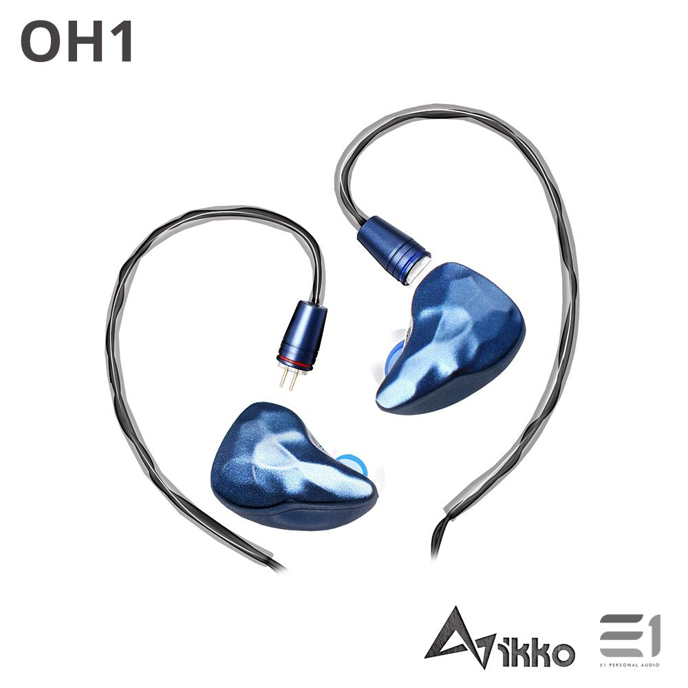 ikko, ikko OH1 In-Ear Earphones - Buy at E1 Personal Audio Singapore