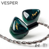 QoA Vesper Dual Driver Hybrid In-Ear Monitors