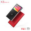 FiiO, FiiO X3 Mark III Portable High-Resolution Lossless Music Player - E1 Personal Audio Singapore
