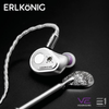 Vision Ears, VISION EARS Erlkönig In Ear Monitors - Buy at E1 Personal Audio Singapore