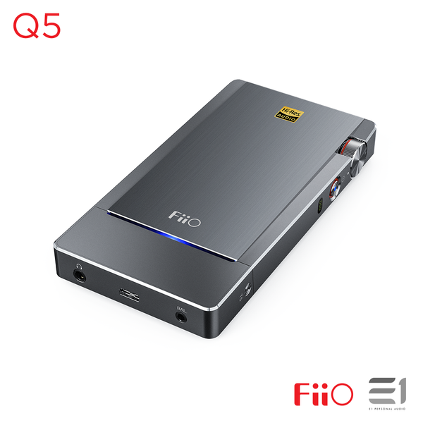 FiiO, FiiO Q5 - Buy at E1 Personal Audio Singapore