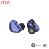 iBasso, iBasso IT01s In-Ear Earphones - Buy at E1 Personal Audio Singapore