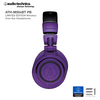 Audio-Technica ATH-M50xBT PB LIMITED EDITION Wireless Over-Ear Headphones